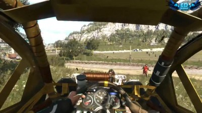 "Dying Light: The Following ""Gold Buggy - Ultra Настройки GTX 980"""