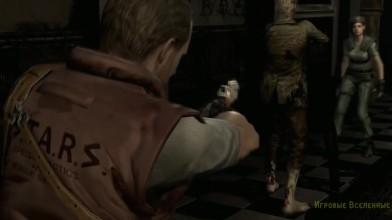 История персонажей: Resident Evil - Barry Burton