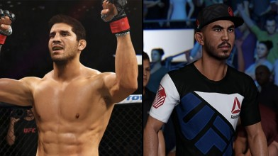 Второе обновление с контентом для EA SPORTS UFC 2