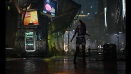 Польского художника взяли на работу в CD Projekt Red после создания виртуального города в стиле Киберпанк