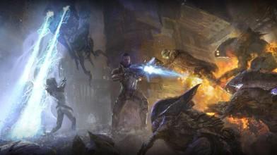 Декаданс игровых сериалов Mass Effect - как флагман жанра в шута превратился
