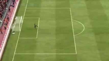 """FIFA 03 """"Лучшие голы. Часть 0"""""""