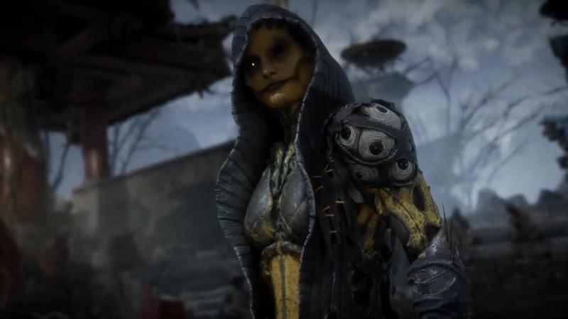 Mortal Kombat 11 - Трейлер Китаны на русском - VHSник