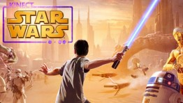 Сразись с Дартом Вейдером в Kinect: Star Wars