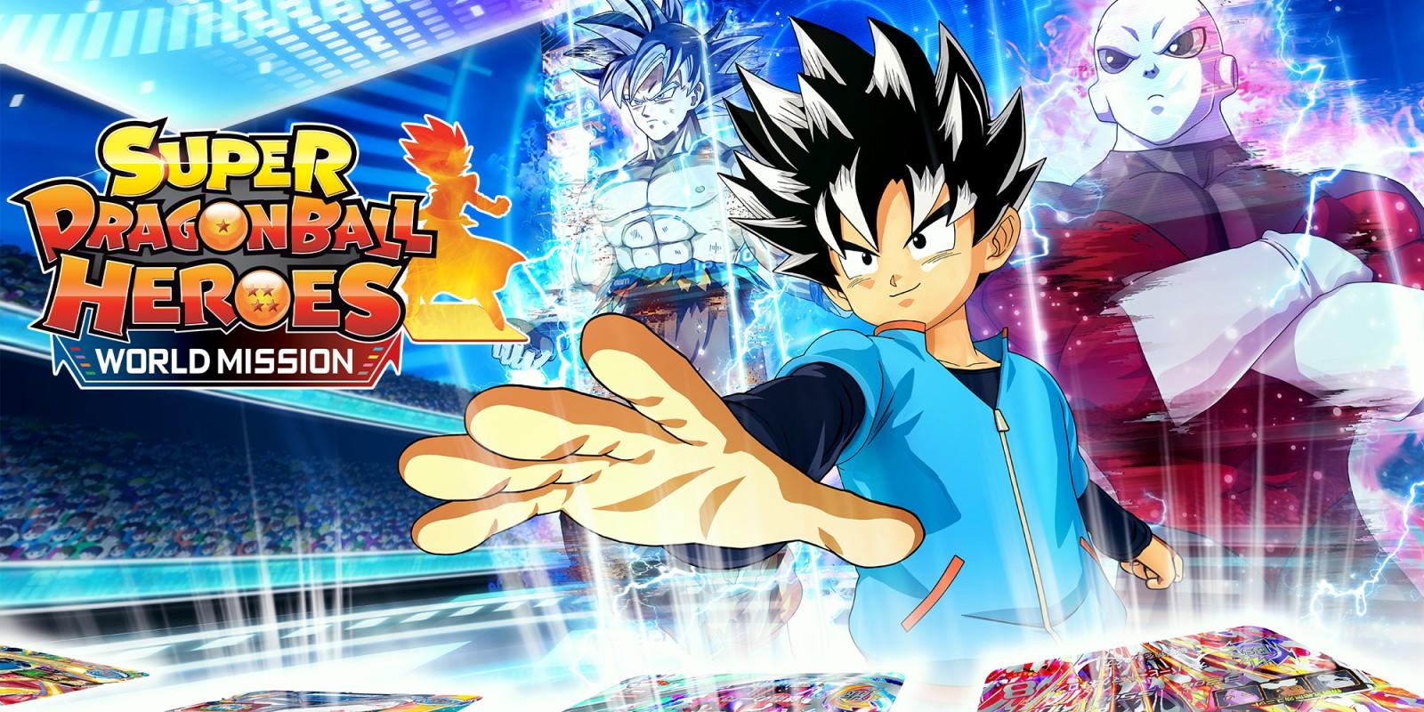 Анонсировано новое DLC для Super Dragon Ball Heroes: World Mission