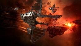 Разработчики EVE: Aether провели сражение с более чем 14 000 участников