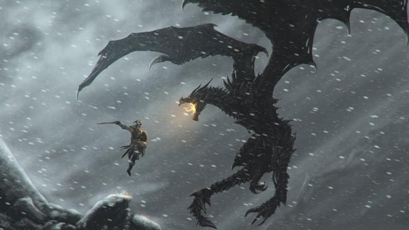 Авторы TES: Skyrim готовят мобильную игру