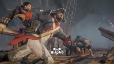 Skull & Bones - Геймплей с E3 2018 - Русский трейлер (озвучка)