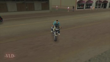 "Grand Theft Auto: Vice City ""Time to stunt PART 2 NEW STUNT MOVIE"""