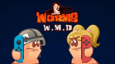 Worms W.M.D анонсирована для Switch