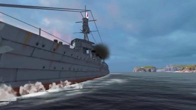 World of Warships Blitz - Школа Кораблей #5 - Крейсеры