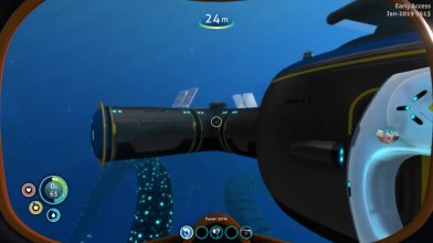Subnautica Below Zero - HoverBike и все рецепты игры Через чит коды консоли