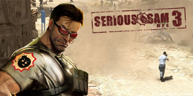 скачать Serious Sam 3 Torrent - фото 11