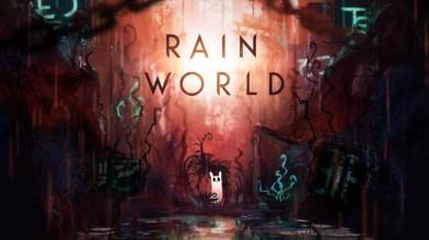 Открывающий ролик игры Rain World