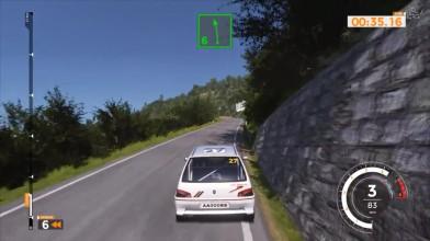 """Sebastien Loeb Rally Evo """"Первый взгляд: Самые ровные дороги за всю историю Ралли :)"""""""