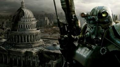 """Блогер """"отцепил"""" камеру в Fallout 3 и показал ядерный взрыв вблизи"""