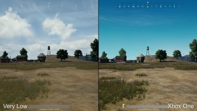 PUBG: Xbox One vs PC vs Xbox One X | Сравнение графики (Digital Foundry)
