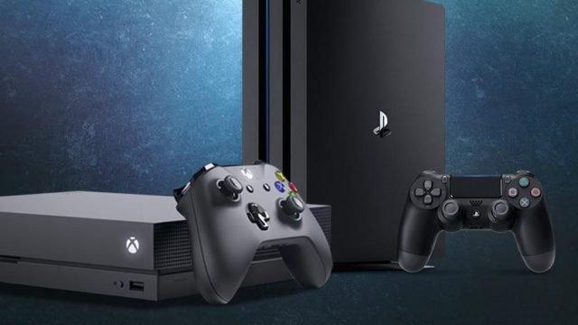 PlayStation 4 и Xbox One производят на одном заводе
