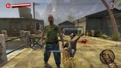 Dead Island Riptide 10ч - Все на паром!
