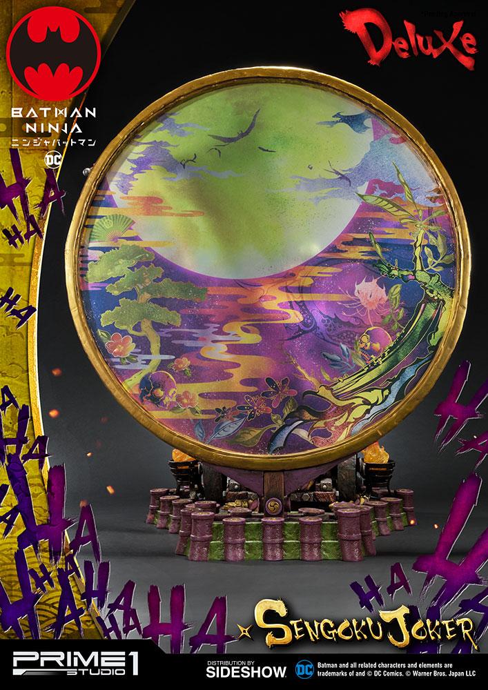 Фигурка Сэнгоку Джокера из Batman Ninja