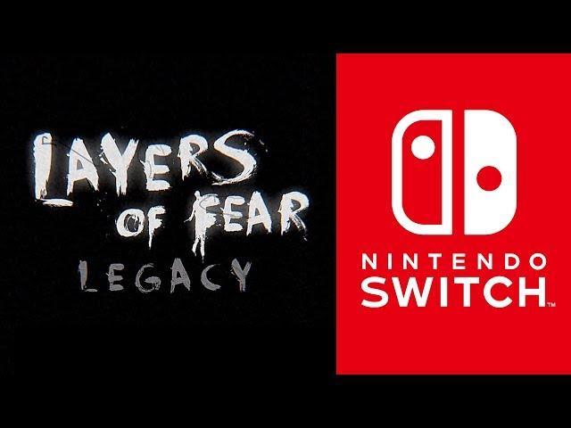 Психоделический хоррор Layers of Fear отправляется на Nintendo Switch в виде новой версии