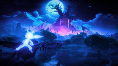 Геймплейный трейлер Ori and the Will of the Wisps с E3 2018
