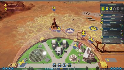 Обзор Surviving Mars - Без картошки никак
