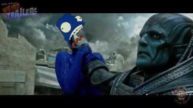 Странный трейлер X-Men Apocalypse