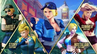Street Fighter V: Arcade Edition - геймплейный трейлер Люсии