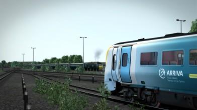 Расширение маршрута South Wales Coastal - Swansea-Bristol, Class 150\1 + Class 67 2.0