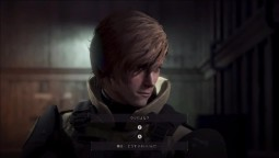 Left Alive - первый геймплей. Часть 3 - Dialogue Options