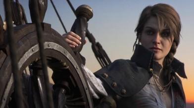 """Ubisoft выпустит сериал по игре """"Skull and Bones"""" с женщиной в главной роли"""