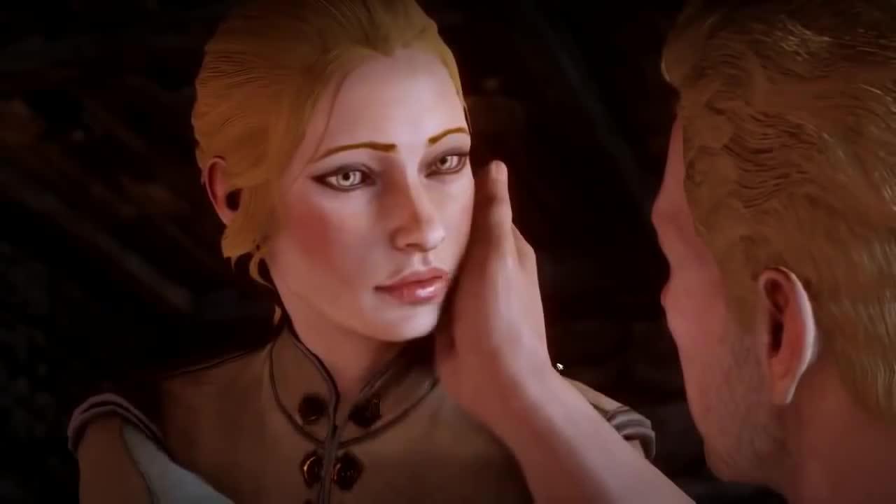 С кем можно заняться сексом в игре dragon age