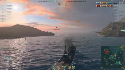 World of warships - IJN Katori Эксклюзив Z1ooo World of Warships / ProShips.ru