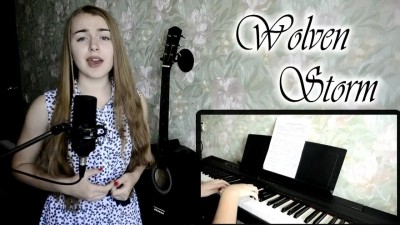 The Witcher 3- Wolven Storm (cover)