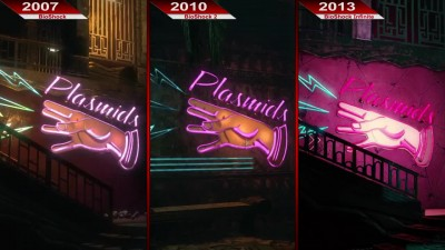 История BioShock Graphics (2007 - 2013) | PC | ULTRA