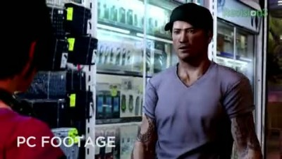 Sleeping Dogs - PC vs XBOX 360