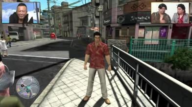 Новый Геймплей Yakuza 3 Remaster