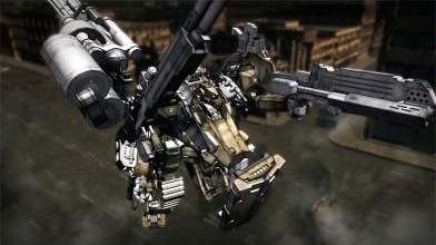 «1С-СофтКлаб» издаст в России консольный экшен Armored Core V