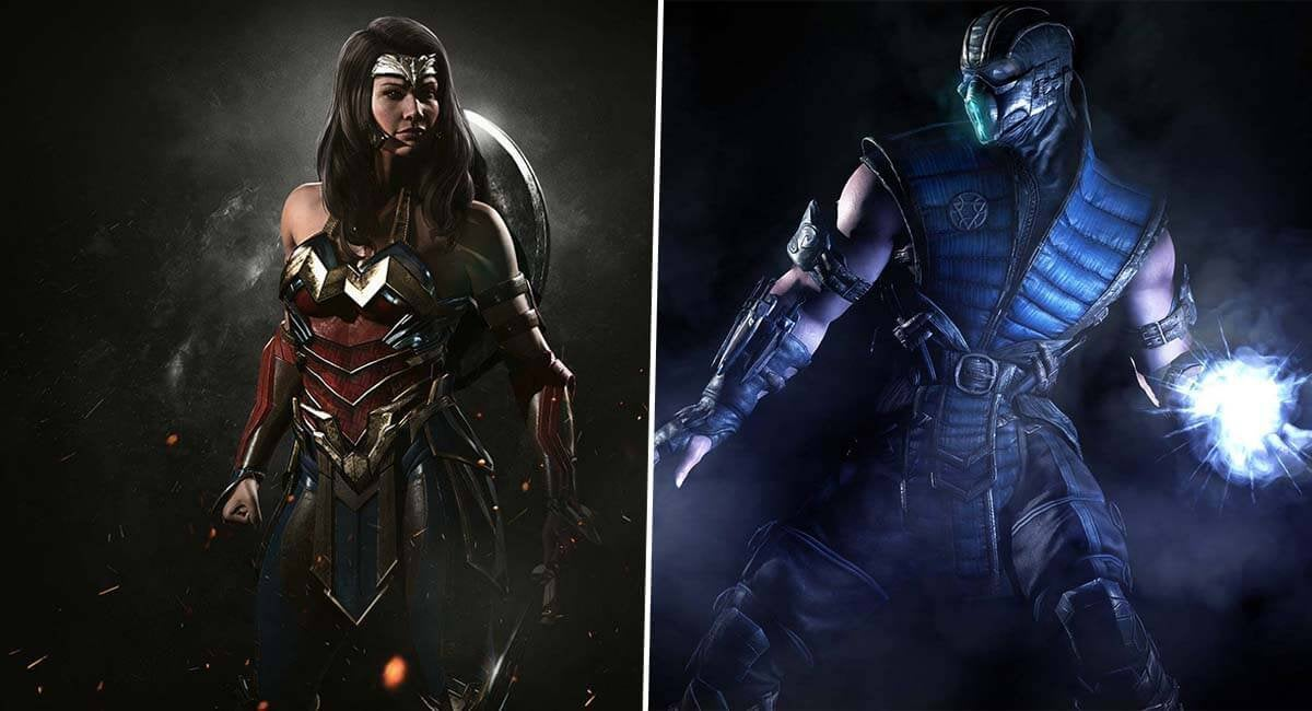 По всей видимости, в разработке находятся новые Mortal Kombat и Injustice