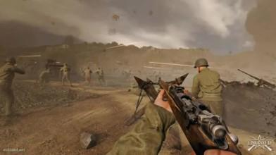 ENLISTED - (Новая игра от разработчиков War Thunder) Краткий обзор.