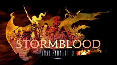 Final Fantasy XIV - Stormblood PS4