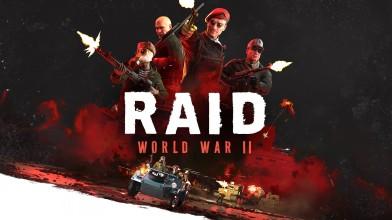 RAID: World War II вышла на PC