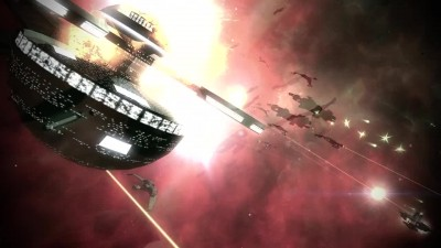 "Sins of a Solar Empire - ""Star Trek Armada"""