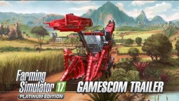 Трейлер Farming Simulator 17: Platinum Edition