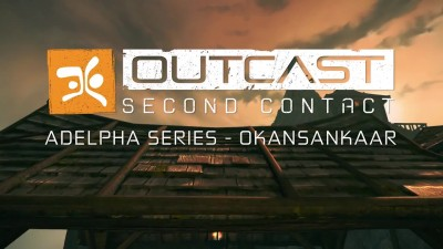 Outcast - Second Contact - планета Adelpha