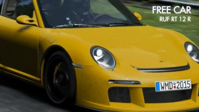 "Project CARS ""Трейлер DLC #3 Old vs New"""