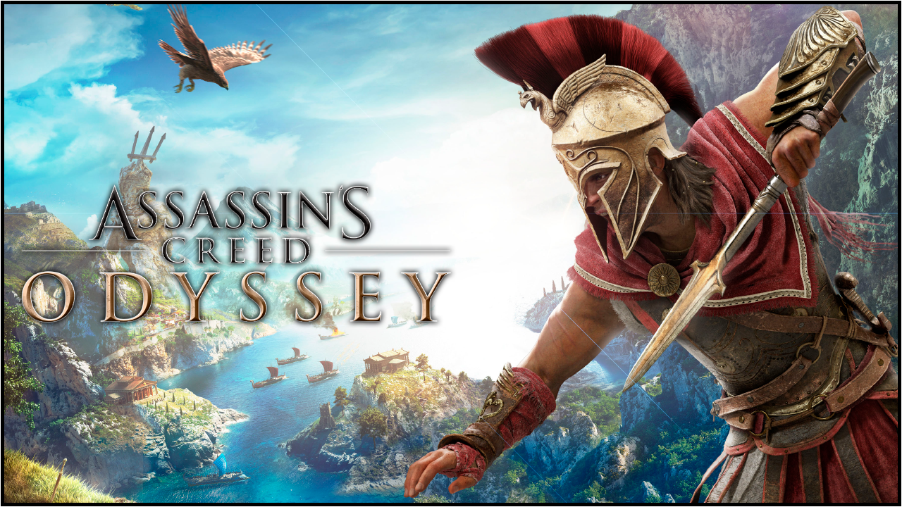 Made of Stone. CСМ об Assassin's Creed: Odyssey
