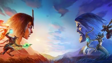 Карточная игра Hand of the Gods выйдет на консолях в феврале