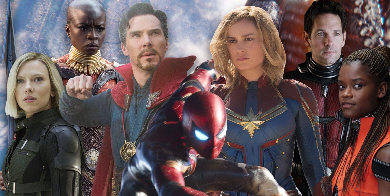 Названы худшие и лучшие Мстители во вселенной